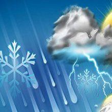 وضعیت هوای گیلان بارش پراکنده باران و کاهش دمای گیلان از هفته آینده