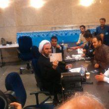 حاضرم به نفع روحانی از کاندیداتوری کنار بروم