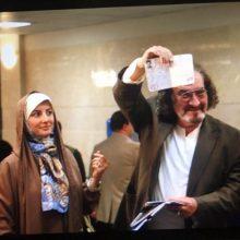 مهدی کلهر مشاور احمدینژاد با همراهی همسرش اعلام نامزدی کرد
