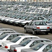قیمت خودروهای ایرانی صفر در بازار +جدول