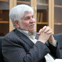 محمد هاشمی : برای جلب مشارکت بیشترباید به مردم انگیزه داد