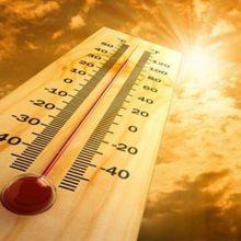 افزایش دمای هوا در کشور سراسری است
