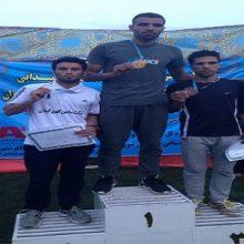 درخشش دونده گیلانی در مسابقات دو و میدانی کارگران کشور