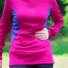 علت درد زیر دنده چپ چیست؟