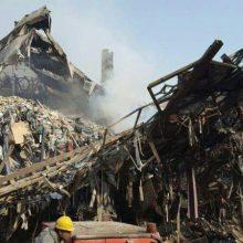 کمیته مهندسی آتش یکی از کمیته های شش گانه هیات ویژه رسیدگی به حادثه پلاسکو است که در گزارش خود به ابهامات و پرسش های مختلف از زمان، نحوه و چگونگی آتش سوزی این ساختمان پاسخ داده است.