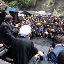 هادی هاشمیان با تاکید بر اینکه شایعه دستگیری معدنچیان معترض به رئیس جمهور و انتشار آن در فضای مجازی دروغ است، خاطرنشان کرد: