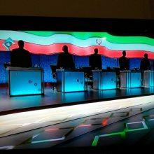 سخنگوی کمیسیون نظارت بر تبلیغات انتخابات ریاست جمهوری گقت: با موافقت این کمیسیون دومین مناظره انتخاباتی با محور سیاسی - فرهنگی برگزار خواهد شد.
