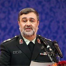 دستگیری یک تیم تروریستی در تهران ، صبح امروز ، گفت: تعدادی افراد مرتبط با گروه های تروریستی پس از حادثه تروریستی 17 خرداد با هوشیاری پلیس، سپاه دستگیر شدند.