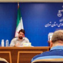 سومین جلسه دادگاه دو متهم نفتی : در دادگاه امروز رسیدگی به اتهامات متهمان ردیف دوم و سوم پرونده نفتی به ریاست قاضی مقیسه پیگیری می شود.