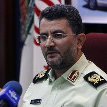 رئیس پلیس فرودگاههای کشور : موضوع عدم بدرقه حجاج فقط مربوط به استان تهران است و در فرودگاههای شهرستانها مشکلی بابت بدرقه حجاج وجود ندارد.