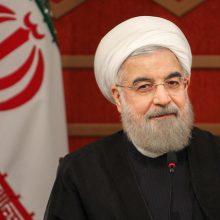 حجتالاسلام والمسلمین حسن روحانی امروز در کنفرانس بین المللی مقابله با گرد و غبار اظهار کرد: محیط زیست یکی از مسائل بسیار مهم برای سلامت جامعه،