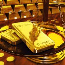 هر اونس طلای جهانی در معاملات روز جاری بازار سنگاپور تقریبا ثابت بود و در ۱۲۴۱.۰۴ دلار ایستاد. بهای معاملات طلا ماه گذشته بیش از ۲ درصد کاهش داشت
