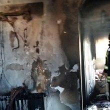 آتش سوزی طبقه چهارم در منزل مسکونی واقع در بلوار شهید انصاری- خیابان ارشاد۰۶:۲۷ دقیقه صبح ۲۷ تیر ۹۶ به مرکزستاد فرماندهی سازمان آتشنشانی اطلاع داده شد