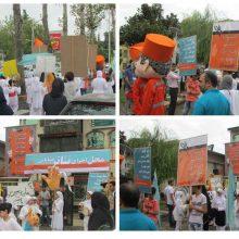 در نخستین روز هشتمین جشنواره تئاتر خیابانی شهروند لاهیجان ۲۳ نمایش از شهرهای مختلف در نقاط مختلف این شهر اجرا میشود.
