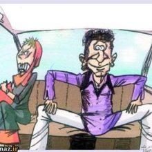 معضل اجتماعی « طرز نشستن در تاکسی » :فرهنگسازی در ایران واژه گمی نیست اما نظر مردم و مسئولان این است که «باید کار شود.» آری.
