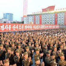 رسانههای محلی کرهشمالی امروز(شنبه) گزارش دادند نزدیک به ۳.۵ میلیون تن از مردم کرهشمالی برای پیوستن به ارتش به منظور شرکت در جنگ با آمریکا درخواست دادهان