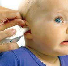 مادران باید مشکلات شنوایی نوزاد خود را تا قبل از سه ماهگی تشخیص داده و حتما تا قبل از سن شش ماهگی برای درمان گوش نوزادان اقدام کنند.
