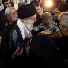 رسانههای غربی با اشاره به فرهنگ شهادت در مذهب شیعه، حضور مقام رهبری در مراسم تشییع پیکر شهید حججی را مورد توجه قرار دادند.