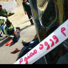 سرهنگ فرهاد فلاح کریمی رئیس پلیس آگاهی استان گیلان پلیس گیلان از مردم خواست هویت جسد زن سوخته مجهولالهویه کشف شده در خمام را شناسایی کنند.
