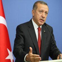 «رجب طیب اردوغان» رئیس جمهوری ترکیه در سخنانی با بیان اینکه کشورش اجازه تجزیه عراق را نمی دهد، گفت: برگزاری همه پرسی استقلال اقلیم کردستان از دولت بغداد