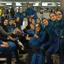 تیم بسکتبال دختران ایران که برای نخستین بار پس از ۳۷ سال قرار بود در یک رویداد رسمی حضور داشته باشد به علت بدهی فدراسیون به فیبا، از برنامه بازی های زیر