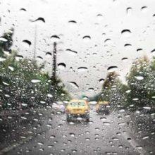 بارش باران تا آخر هفته/ بارش در ارتفاعات شمال به صورت برف