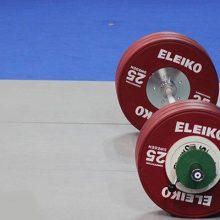 با توجه به انجام رکوردگیری از اعضای تیم ملی وزنه برداری ، حضور یک وزنه بردار گیلانی در ترکیب تیم ملی برای حضور در وزنه برداری قهرمانی جهان مسجل شد.