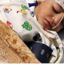 کودک دو ساله ای به نام ابوالفضل که مورد آزار و اذیت و ضرب و شتم از سوی ناپدری اش قرار گرفته بود، روانه بخش آی سی یو بیمارستان علی ابن ابیطالب(ع) رفسنجان شد
