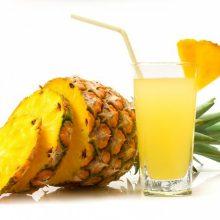 بروملین موجود در آب آناناس می تواند برای تسکین سرفه های ناشی از مشکلات سینوسی مفید باشد. بروملین به عنوان یک ضد حساسیت، ضد احتقان، و ضد التهاب طبیعی