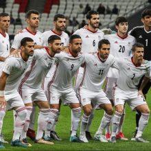 با پایان رقابت های ملی در جهان و انجام دیدارهای دوستانه و ملی، رده بندی فیفا در ماه نوامبر اعلام شد که در آن تیم ملی ایران با دو پله صعود در رده نخست آسیا