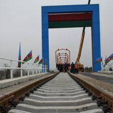 مدیرکل دفتر امور بین الملل راه آهن ایران از افتتاح خط ریلی آستارا – آستارا به عنوان نقطه اتصال ریلی ایران به آذربایجان تا چهارم دی ماه خبر داد.