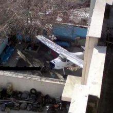 پارک هواپیمای ایرانایر در حیاط یک تهرانی .بارها خبرها و سوژه های عجیب و غریبی به گوشمان رسیده است که این خبرها باعث حیرت و تعجب همگان گشته
