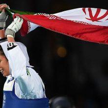 نایب رئیس بانوان فدراسیون تکواندو ایران، از احتمال بهبودی وضعیت کیمیا علیزاده پیش از زمان برگزاری بازیهای آسیایی ۲۰۱۸ خبر داد.