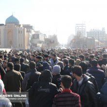 جعفر محمدی در عصر ایران نوشت: روزهای گذشته، برخی شهرهای ایران شاهد تجمعات اعتراضی بوده که بعضاً کار به درگیری و تنش هم کشیده است.