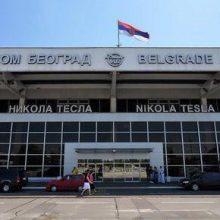 شاهدان عینی در تماسهای مکرر اینترنتی و تلفنی از برهنه کردن و بازداشت مسافران ایرانی توسط مأموران فرودگاه بلگراد صربستان خبر دادند.