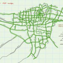 معاون حمل و نقل وترافیک شهرداری تهران از لغو طرح زود و فرد از درب منازل و بازگشت ساعت و محدوده اجرای طرح ترافیک به حالت عادی در روز پنجشنبه خبر داد.