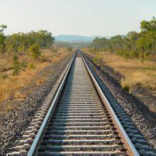 معاون وزیر راه وشهرسازی گفت: با انجام ریل گذاری 516 کیلومتر در پروژه اقتصاد مقاومتی در سال جاری، 919 کیلومتر از خطوط ریلی جدید به بهرهبرداری می رسد.
