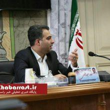 حامد عبدالهی عضو هیات رئیسه شورای شهر رشت و رییس شورای استان