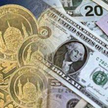 در بازار امروز - پنجشنبه - دلار و سکه به روند صعودی روز گذشته خود ادامه داده اند به طوری که دلار به ۴۶۵۰ تومان و سکه تمام به یک میلیون و ۵۰۷ هزار تومان رسیده است. افزایش قیمت سکه و دلار