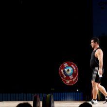 فدراسیون جهانی وزنه برداری نظرسنجی انتخاب بهترین وزنه بردار سال ۲۰۱۷ را برگزار کرد که در بخش مردان سهراب مرادی قهرمان دسته ۹۴ کیلوگرم جهان یکی از کاندیداهای دریافت این جایزه بود. سهراب مرادی بهترین وزنه بردار جهان