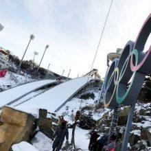 کمپانی سامسونگ اسپانسر بازیهای المپیک زمستانی از ارائه گوشیهای هدیه به کاروان ورزشی ایران خودداری کرد که اعتراض کمیته ملی المپیک ایران را در پی داشت. اقدام تبعیضآمیز سامسونگ در المپیک