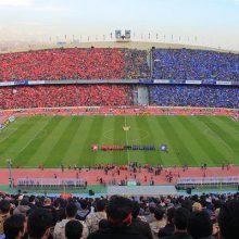 تغییرات ویژه فدراسیون فوتبال برای دربی 86 می تواند به حضور بانوان در استادیوم آزادی منجر شود. بانوان ایرانی دربی 86