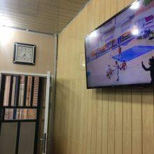 محبوس شدن بانوان خبرنگار در اتاق حراست سالن بسکتبال تبریز!