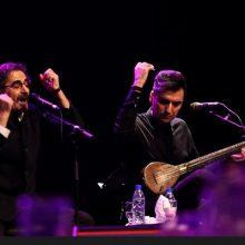 شهرام ناظری و پسرش حافظ پروژه «آواز پارسی» را اوایل اسفند در شهر رشت روی صحنه خواهند برد. شهرام و حافظ ناظری در رشت