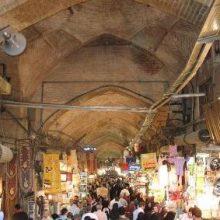 پاساژ رشتیها در بازار تهران