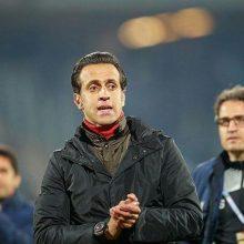 سخنگوی باشگاه سپیدرود رشت گفت: آقای دکتر تنزاده، مالک باشگاه تا پایان مدت قرارداد با علی کریمی، دست از حمایت همه جانبه از مربی تیم خود بر نخواهد داشت. مالک باشگاه با استعفای کریمی