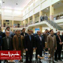 اختصاصی/ گزارش تصویری افتتاحیه مرکز کنترل ترافیک شهرداری رشت