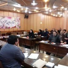 صبح امروز کارگاهی آموزشی در زمینه تکنیک های خبرنویسی در سالن اجتماعات ساختمان شهید انصاری سازمان صنعت، معدن و تجارت برگزار گردید. کارگاه آموزشی خبرنویسی