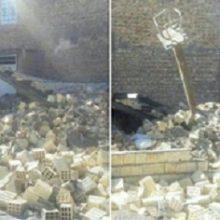 شهردار ارومیه بعد از بازدید از محل تخریب منزل مسکونی منتسب به خانواده معلول توضیحاتی برای رسانهها ارائه کرد.