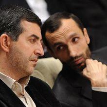 اسفندیار رحیم مشایی رئیس دفتر محمود احمدی نژاد در دولت دهم بازداشت شد. مشایی بازداشت شد